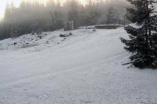 Skjermdump fra Lier-Ski.com klokken 09:24 onsdag.