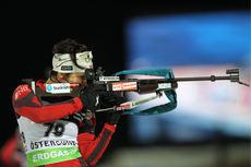 Jori Mørkve under verdenscupen i Östersund 2011. Foto: Manzoni/NordicFocus.