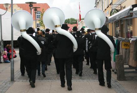 Sæby Danmark, juni 2013