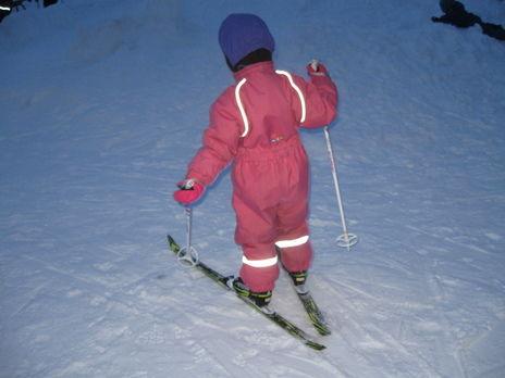 friluftsliv i valnesfjord barnehage ski