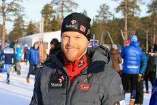Juniorlandslagstrener Anders Byström. Foto: Erik Borg.