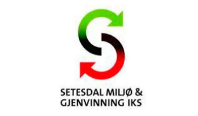 Setesdal miljø gjenvinning logo 2