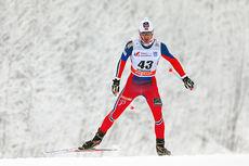 Hans Christer Holund ble nummer 11 på 15 km fri under verdenscupen i Rybinsk 2015. Foto: Laiho/NordicFocus.