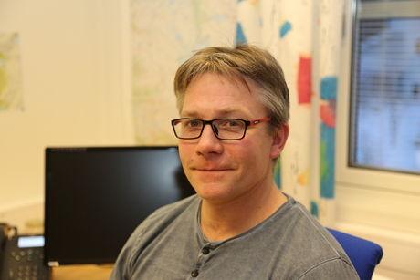 Ørjan Alm skogbrukssjef