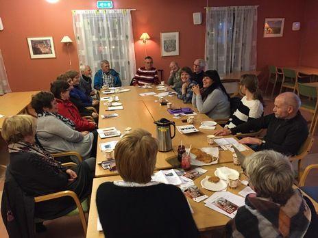 frivillige møte med folkehelse kalender
