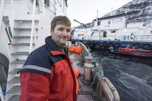 Tore Lundberg Fremover ute feb 2015