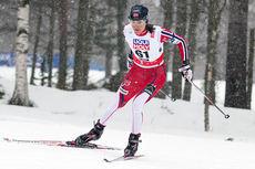 Heidi Weng under VM i Falun 2015. Foto: NordicFocus.