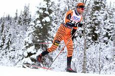 Thomas Alsgaard på 15 kilometer klassisk under den nasjonale sesongåpningen på Beitostølen 2014. Foto: Erik Borg.