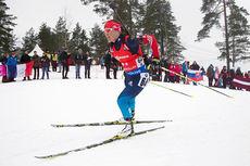 Ekaterina Yurlova under verdenscupen i Holmenkollen 2015. Foto: Manzoni/NordicFocus.