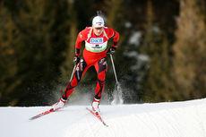 Frode Andresen var en av de fire norske utøverne i aksjon under Militært VM torsdag. Foto: Manzoni/NordicFocus.