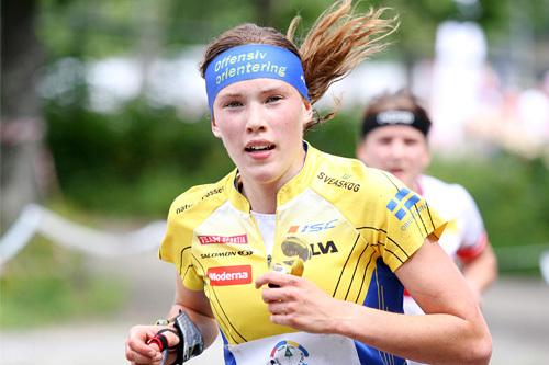 Tove Alexandersson. Foto: Geir Nilsen/Langrenn.com.
