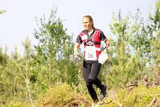 Silje Ekroll Jahren. Foto: Geir Nilsen/Langrenn.com.
