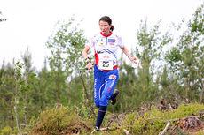 Anne Margrethe Hausken Nordberg. Foto: Geir Nilsen/Langrenn.com.