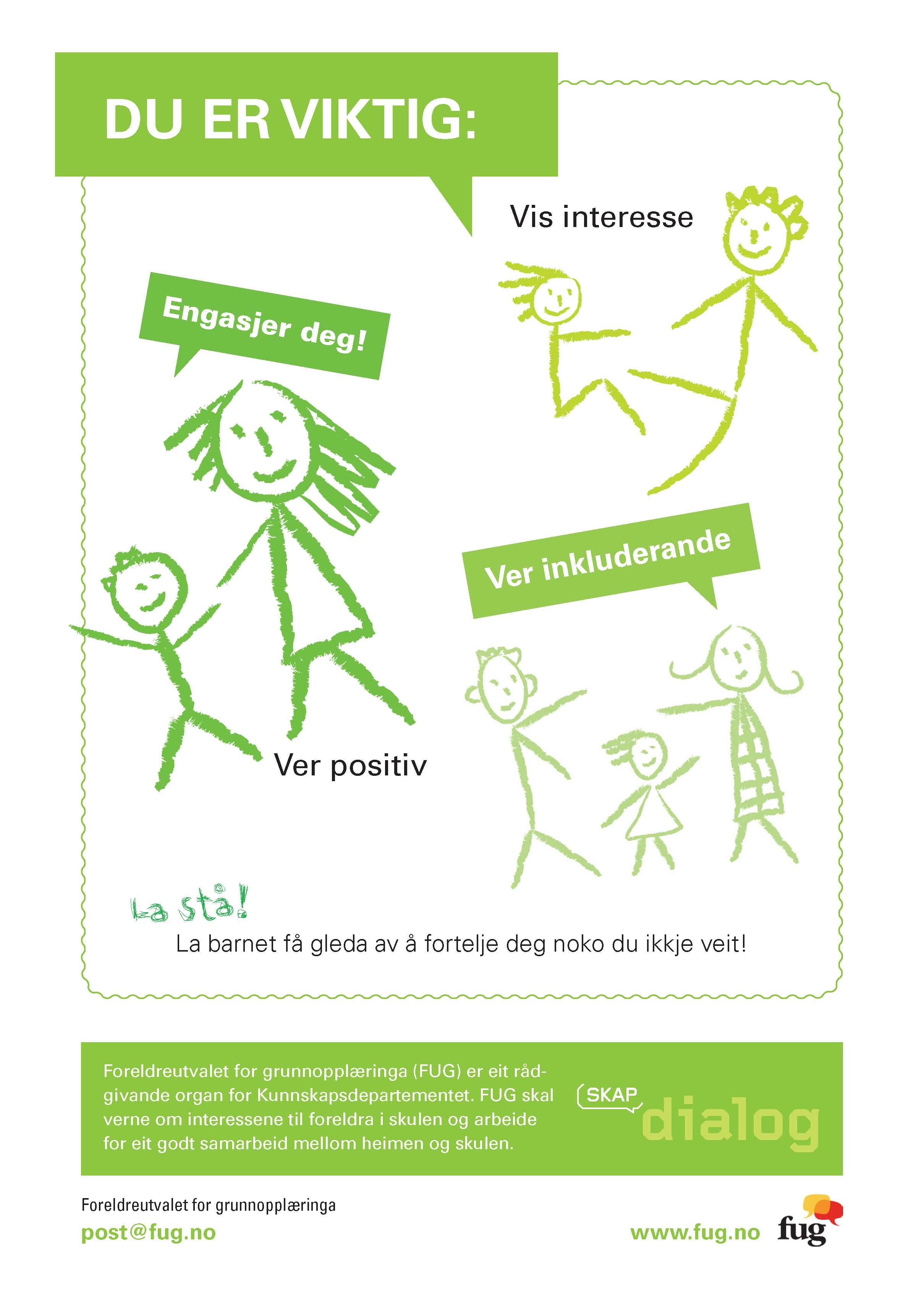 Velkommen til skolen, 1. trinn 2014 og 2015 (nynorsk).jpg