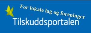 Logo tilskyddsportalen - lokale lag og foreninger