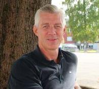 Rektor Lasse Thorvaldsen