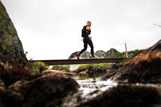 Illustrasjonsbilde fra ultraløpet Salomon Xreid Hardangervidda. Foto: Mats Grimseth.