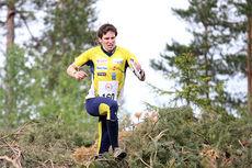 Ulf Forseth Indgaard fra Frol IL i Levanger har gjennom mange år vært blant Norges beste orienteringsløpere. Her er han underveis i et VM-uttaksløp over langdistanse i Hønefoss og Ringerike. Foto: Geir Nilsen/Langrenn.com.