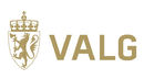 Logo for valg