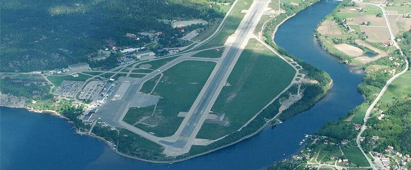 Kjevik lufthavn