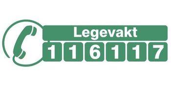 Legevakt116117