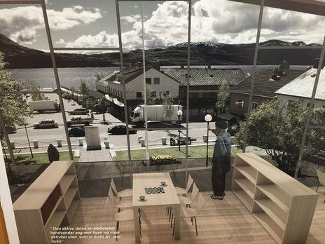 allaktivitetshus presentasjon utsikt mot havna