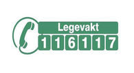Illustrasjonsbilde nytt nasjonalt legevaktnummer, tlf. 116117