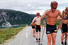 Team LeasePlan Go er klare for å vise at de skuffende resultatene fra Alliansloppet bare var et blaff, når Olaf Skoglunds Minneløp står på programmet lørdag. Foto: Emil Weberg Gundersen.