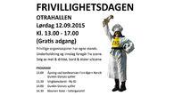 Plakat Frivillighetsdagen 2015