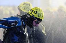 Isklar Norseman Xtreme Triathlon 2015. Skjermdump fra YouTube.