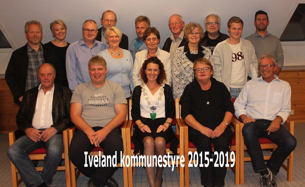 Kommunestyret 2015-2019 - tekst