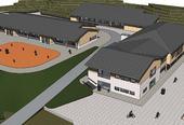 Iveland skole utbygging ute 2015