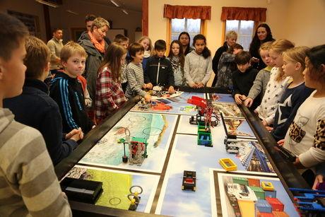 First Lego League Erikstad til Glomfjord