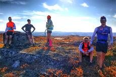 Fra Team Veidekke Nord-Norge sin høstsamling i Kirkenes. Foto: Roy-Helge Larsen/Team Veidekke Nord-Norge.