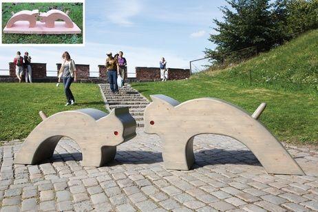 skulpturprosjekt slottsparken