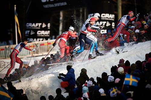 Illustrasjonsbilde fra verdenscupen i Östersund. Foto: Felgenhauer/NordicFocus.