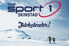Team Sport 1 Skinstad - Julekalender 2015.