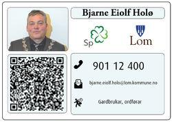 Bjarne Eiolf Holø