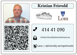 Kristian Frisvold