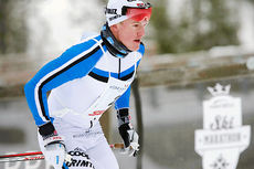 Morten Eide Pedersen var toer i Hafjell Ski Marathon 2015. Nå spiller han hovedrollen i den nye promofilmen til rennet. Arrangørfoto.
