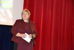 Erna Solberg statsminister