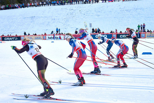 Fra verdenscupens besøk i Planica. Foto: Felgenhauer/NordicFocus.
