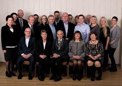 Kommunestyret 2015 - 2019