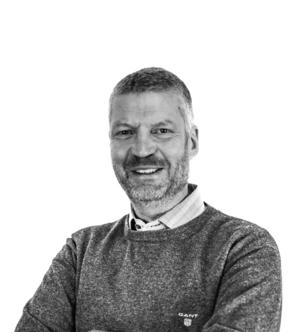 Administrasjonssjef Ola Helstad