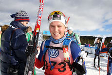 Tiril Udnes Weng. Foto: Geir Nilsen/Langrenn.com.