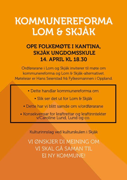 KommunereformPosterLom_alt2_SKjåk