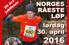 Råskinnet - Norges råeste løp - Lets get dirty