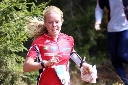 Heidi Østlid Bagstevold. Foto: Geir Nilsen/Langrenn.com.