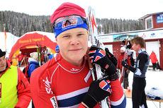 Joachim Aurland. Foto: Erik Borg.