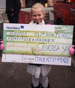 Linnea-Waage-Nilsen_talentstipend